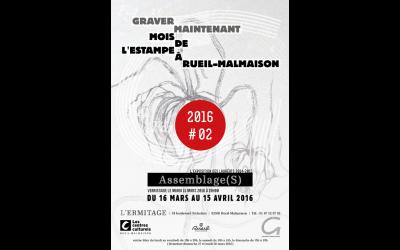 Exposition «Assemblage(s)» – Rueil-Malmaison du 16 mars au 15 avril 2016