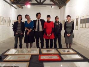Galerie CADG, Liège (Belgique) : du 27 mars au 25 avril 2011